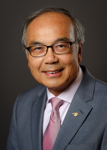 George Chow, MLA for Vancouver-Fraserview